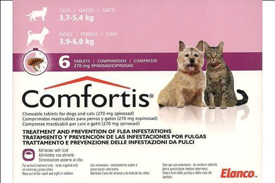 Cheap Comfortis For Cats And Dogs
