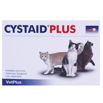 Cystaid Plus Feline x 240 Capsules