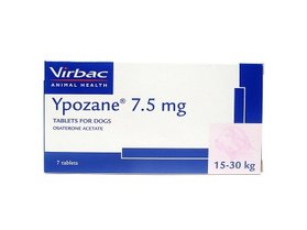 Ypozane Tablets 7 x 7.5mg (15-30kg)